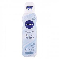 NIVEA sprchová pena Creme Soft 200 ml