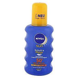 NIVEA Sun hydratačný sprej na opaľovanie SPF 50 200 ml