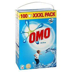OMO Active univerzálny prášok na pranie 7 kg / 100 praní