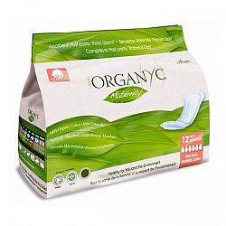 ORGANYC materské vložky z organickej bavlny-First Days 12 ks