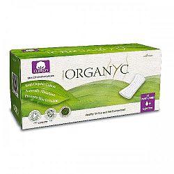 ORGANYC slipové dámske vložky z organickej bavlny-ploché 24 ks