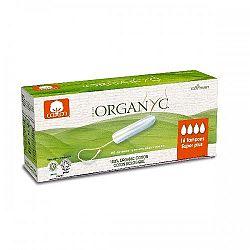 ORGANYC tampóny z organickej bavlny-super plus 16 ks