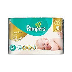 Pampers detské plienky Premium Care Junior (5) 44 ks