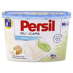 PERSIL Duo-Caps Sensitiv kapsule na pranie pre citlivú pokožku 24 ks