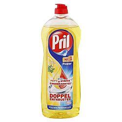 PRIL prostriedok na riad Citrón a medovka 750 ml