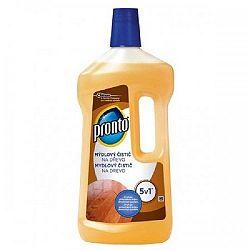 Pronto mydlový čistič na drevo 5v1 750 ml