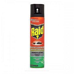 Raid sprej proti lezúcemu hmyzu s eukalyptom 400 ml