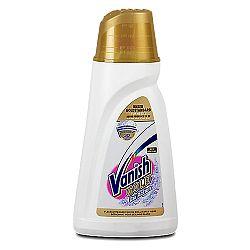 VANISH Gold Oxi Action tekutý odstraňovač škvŕn na bielu bielizeň 900 ml