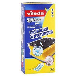 VILEDA antibakteriálna špongia na riad 3 ks