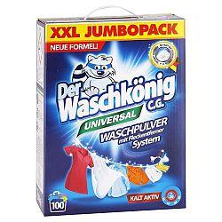 WASCHKONIG univerzálny prací prášok 7,5 kg / 100 praní