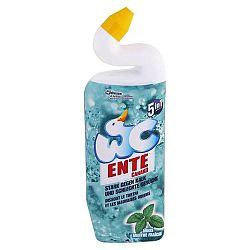 WC ENTE gélový čistič toalety 5v1 Mentol 750 ml