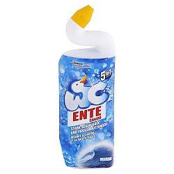 WC ENTE gélový čistič toalety 5v1 Oceán 750 ml