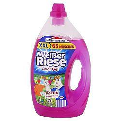 WEISSER RIESE Color gél na pranie farebnej bielizne 3,25 l / 65 praní