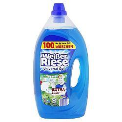 WEISSER RIESE univerzálny gél na pranie bielizne 5 l / 100 praní