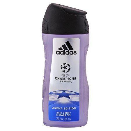 ADIDAS sprchový gél pre mužov UEFA Champions league 250 ml