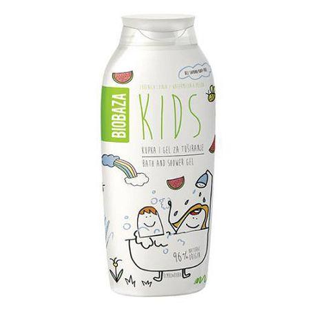 Biobaza KIDS detský sprchový gél melón 250 ml
