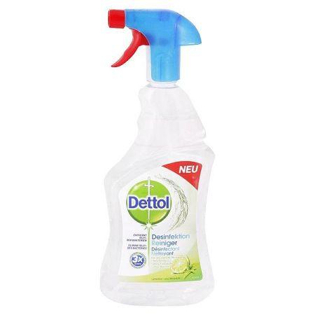 DETTOL dezinfekčný čistič Limetka a mäta 750 ml