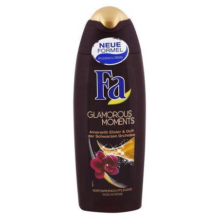 FA Glamorous Moments sprchový krém Elixír láskavca a čierna orchidea 250 ml