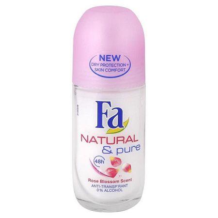 FA guľôčkový antitranspirant Natural & Pure 50 ml