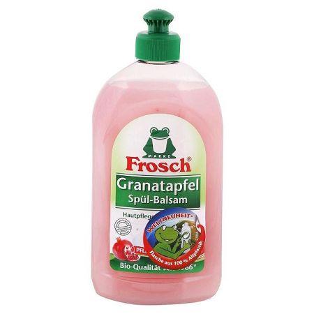 FROSCH BIO balzam na umývanie riadu Granátové jablko 500 ml