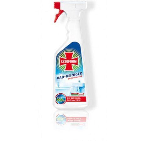 Lysoform dezinfekčný čistič Kúpeľňa 750 ml
