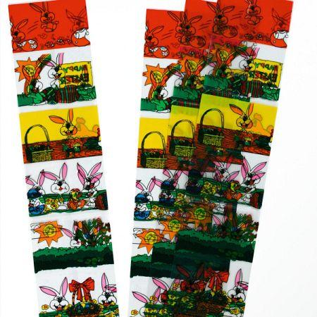 Magnet 3Pagen 24 obrázkových fólií na vajíčka