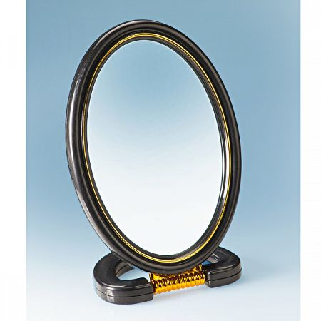 Magnet 3Pagen Kozmetické zrkadlo, čierna