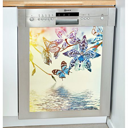Magnet 3Pagen Obrázok na umývačku riadu