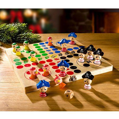Magnet 3Pagen Pirátska stolová hra