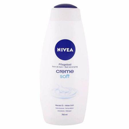 NIVEA krémová pena do kúpeľa Creme Soft 750 ml