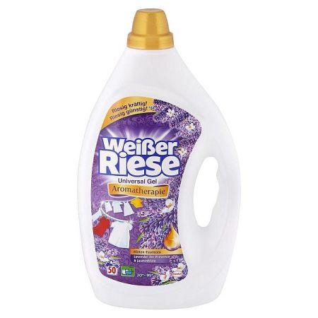 WEISSER RIESE univerzálny gél na pranie bielizne levanduľa a jazmínové kvety 2,5 l /50 praní